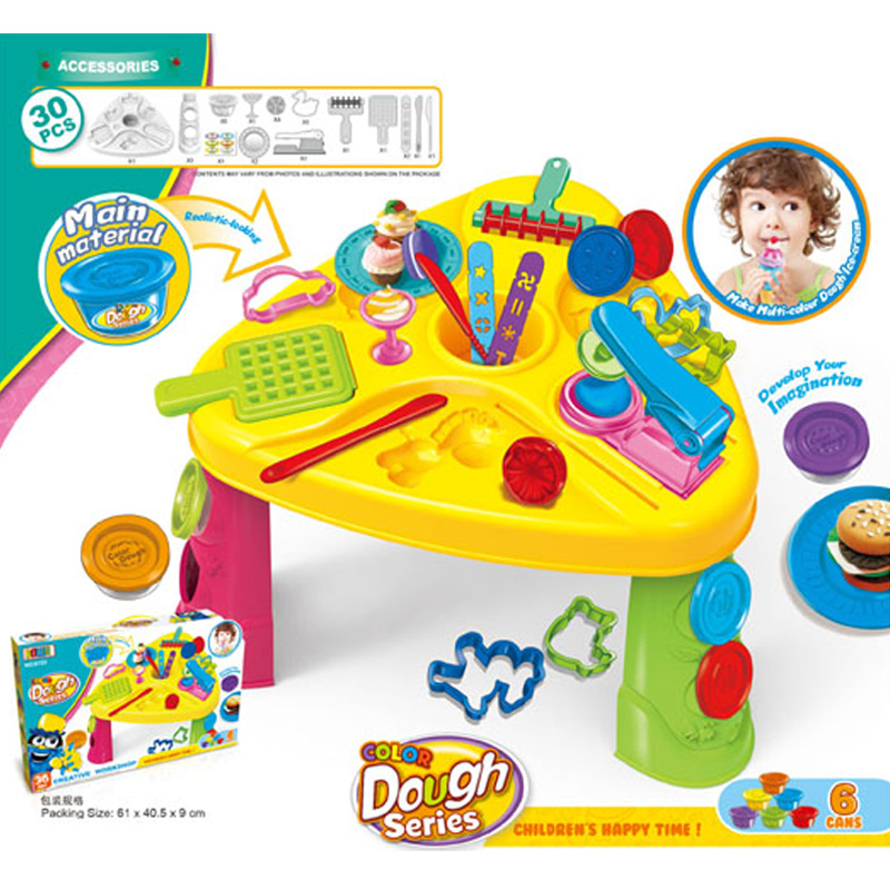 DIY Pretend Toy Play Dough with En71 (H5931061)