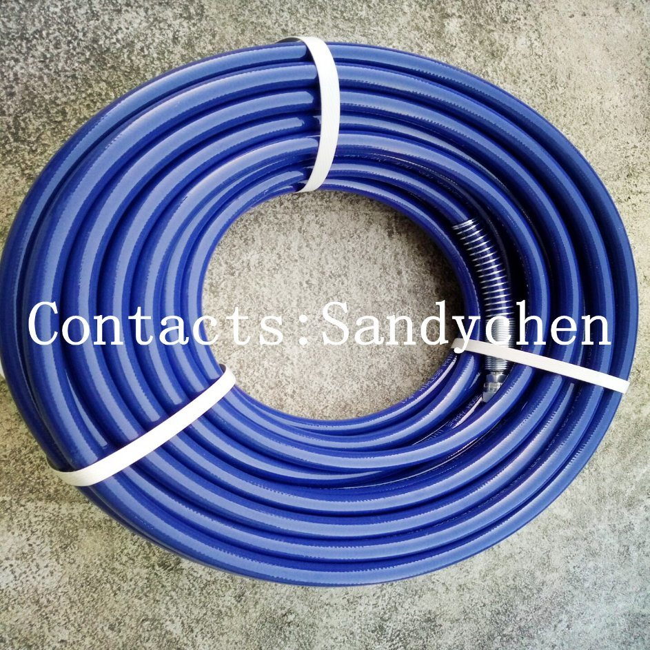SAE 100r7 One Layer Fiber Braided Resin Hose pictures & photos