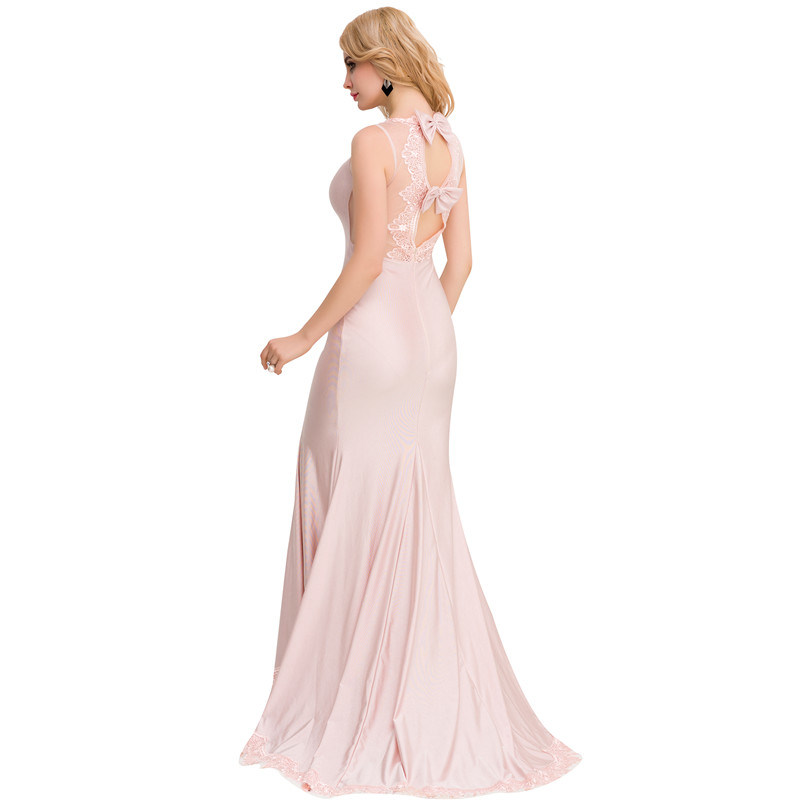Hot Selling Sleeveless Mature Sexy Wedding Dress pictures & photos