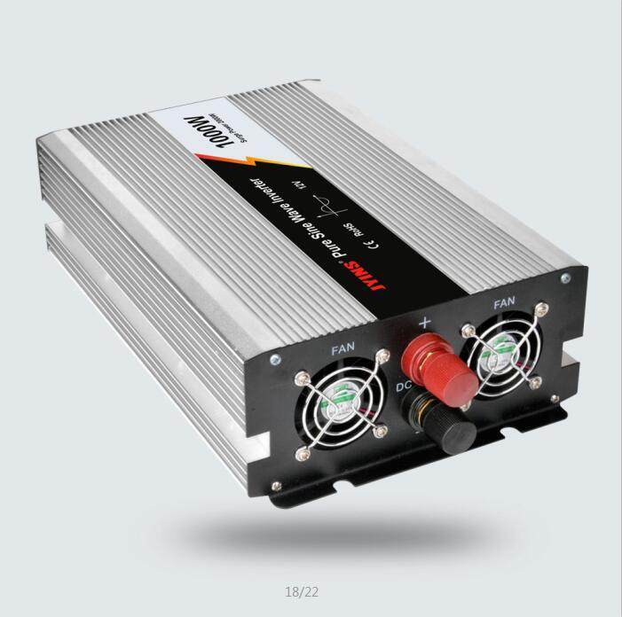 1kw/1000W DC to AC High Frequency Power Inverter pictures & photos