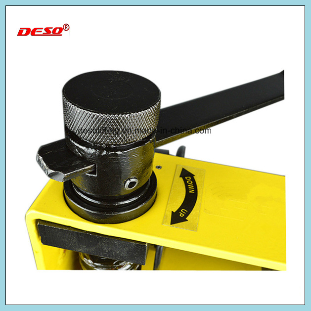 [Hot Item] Horizontal Wire Rope Hand Winch with Cable / Strap