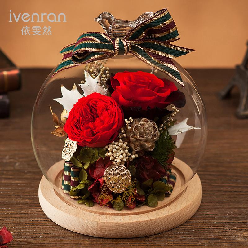 China 100 Natural Rose Flower For Birthday Gift