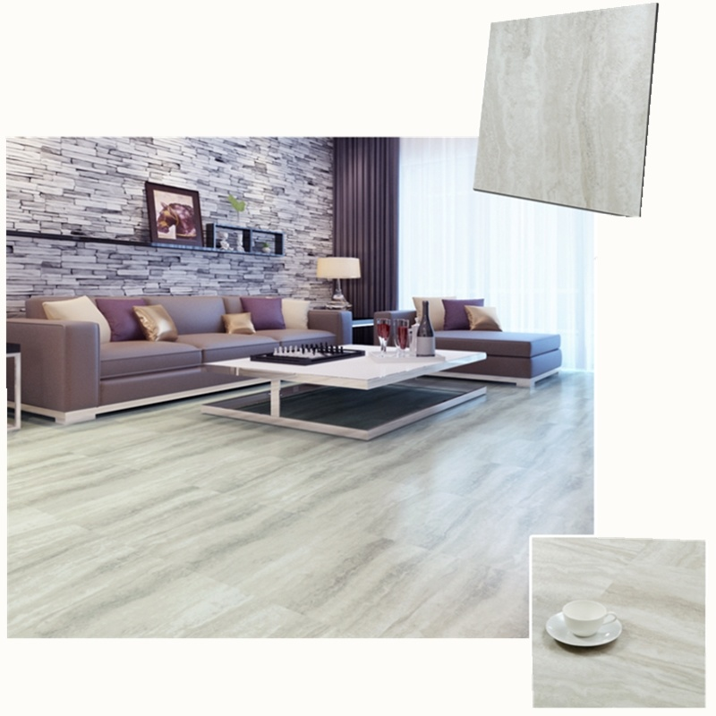 China Self-Adhesive Marble PVC Vinyl Floor Tiles - China Plastic Flooring, Vinyl Flooring