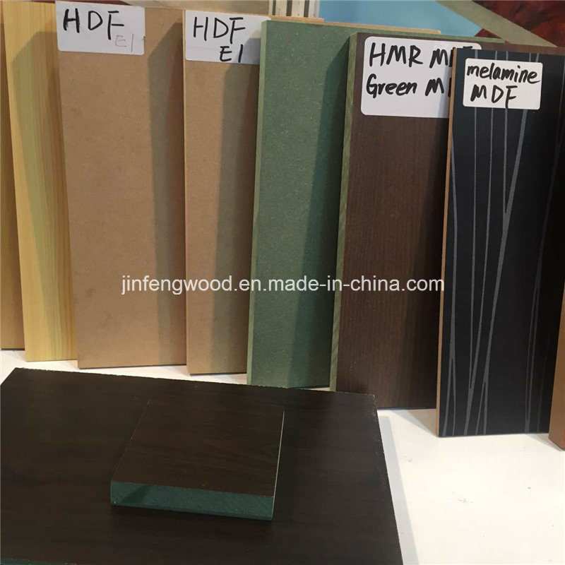 2016 E1 & E2 Grade MDF, HDF, Hmr MDF 1220*2440mm pictures & photos