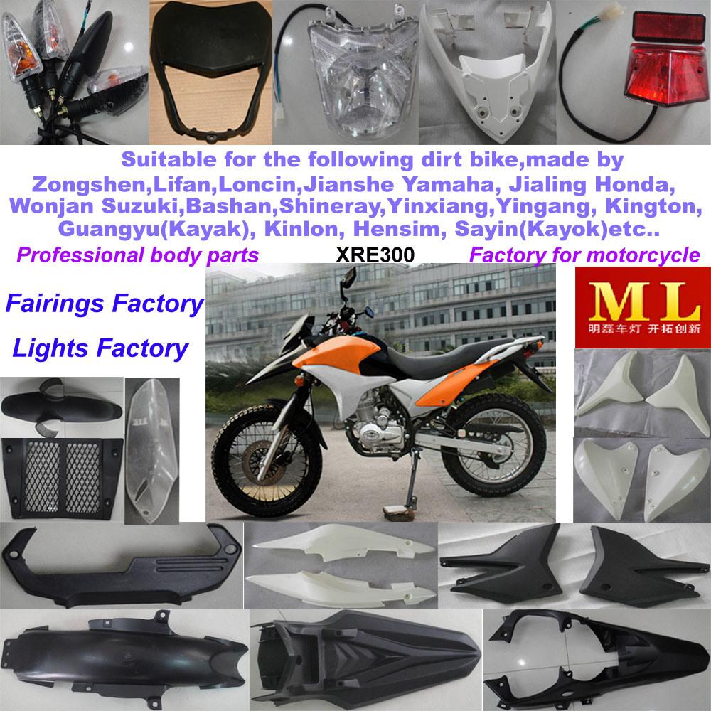 Honda Dirt Bike Parts Accessories