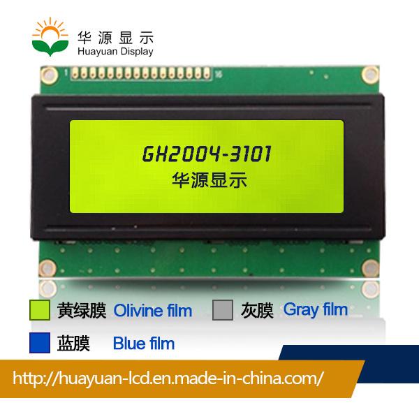 [Hot Item] LCD Panel 20X4 Datasheet Display Module