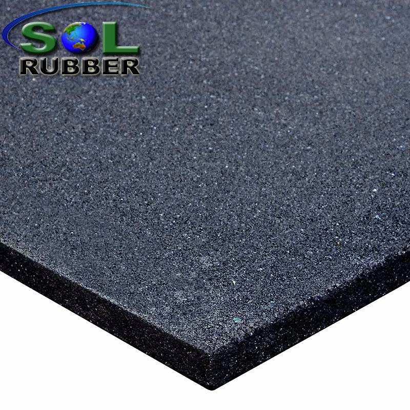 China Fast Production Non Slip Gym Flooring Photos Pictures