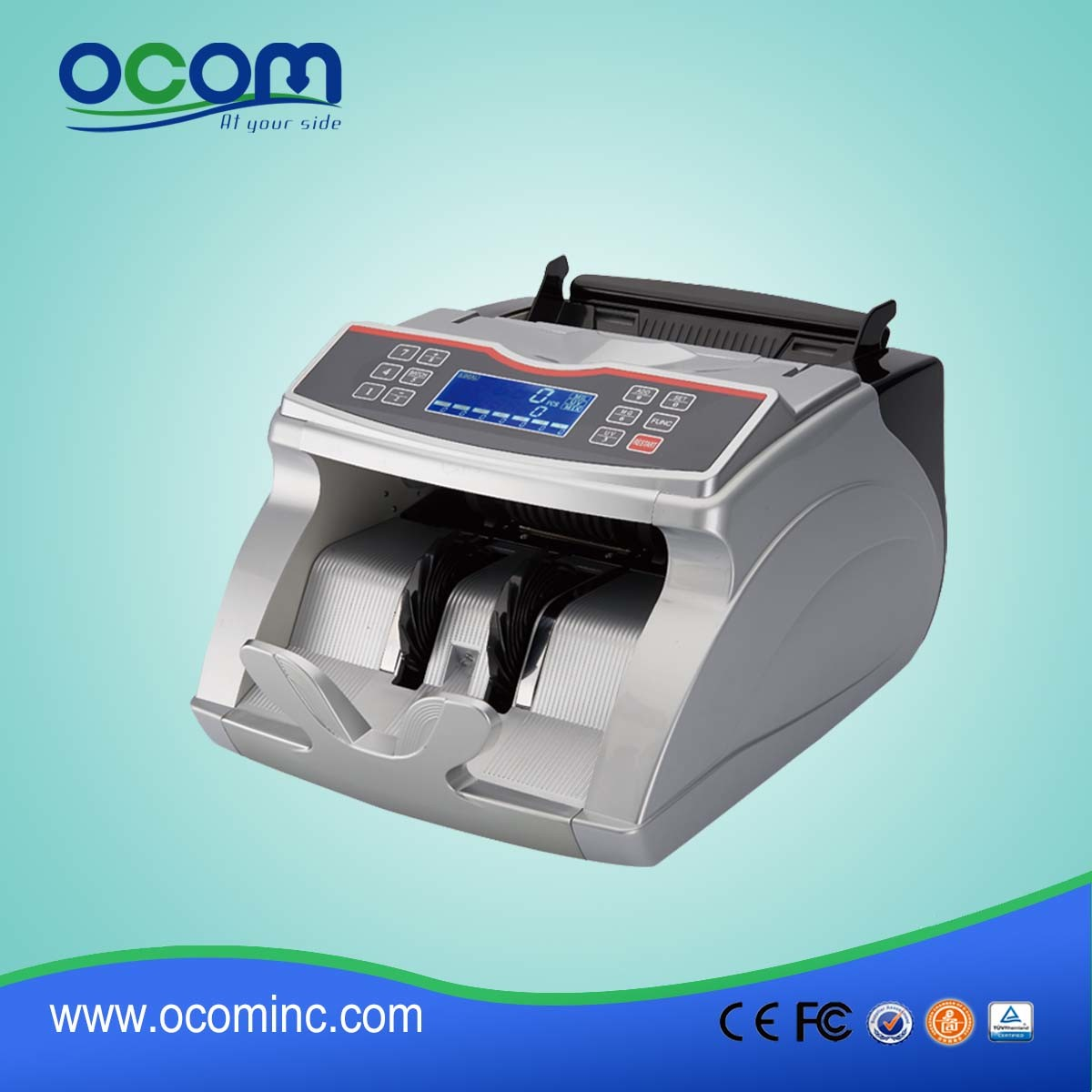Ocbc-2118 Counterfeit Money Bill Counting Machine Counter pictures & photos