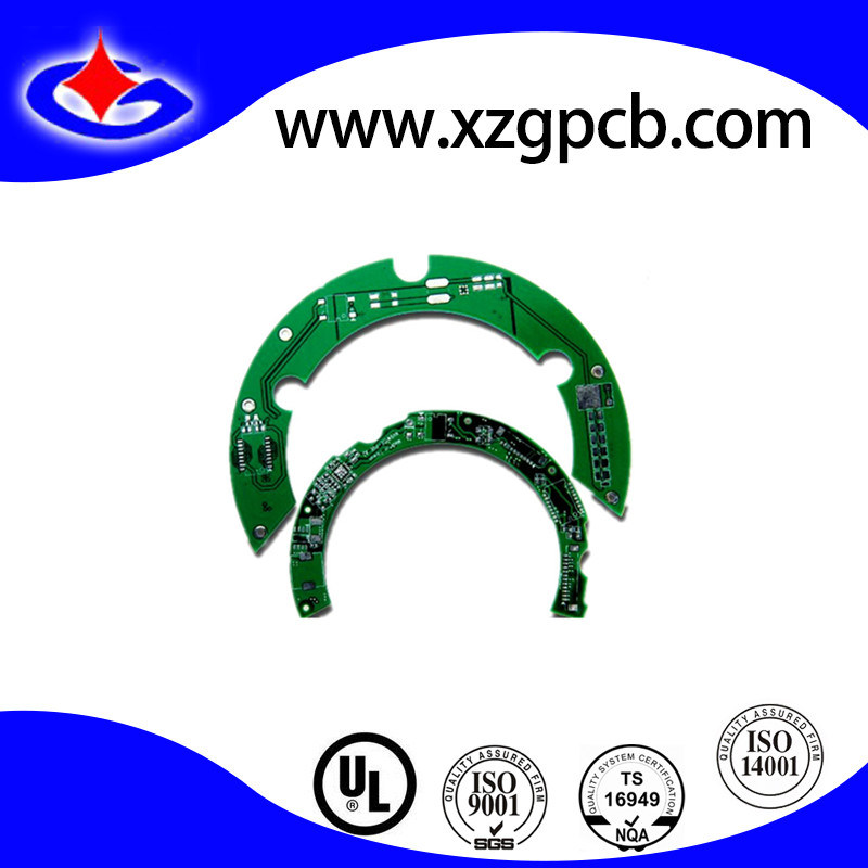Remarkable Double Side Printed Circuit Board For Electronic Dog Collar Wiring 101 Swasaxxcnl