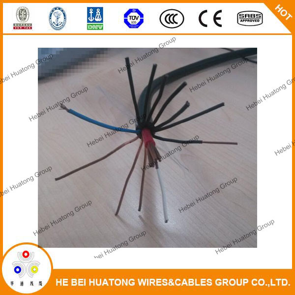 China 16mm PVC Aluminum Conductor Concentric Neutral Electrical Wire ...