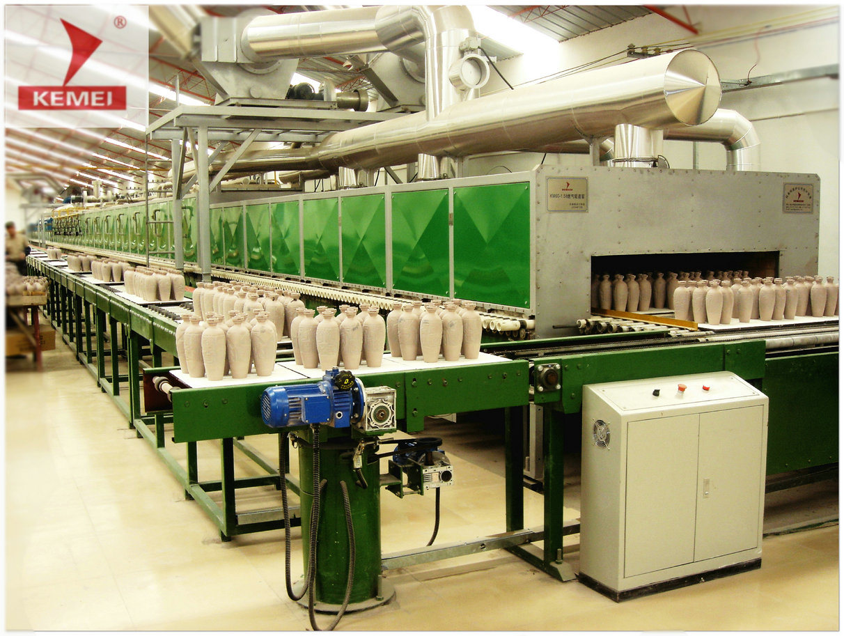 Roller Kiln for Bone China Tableware