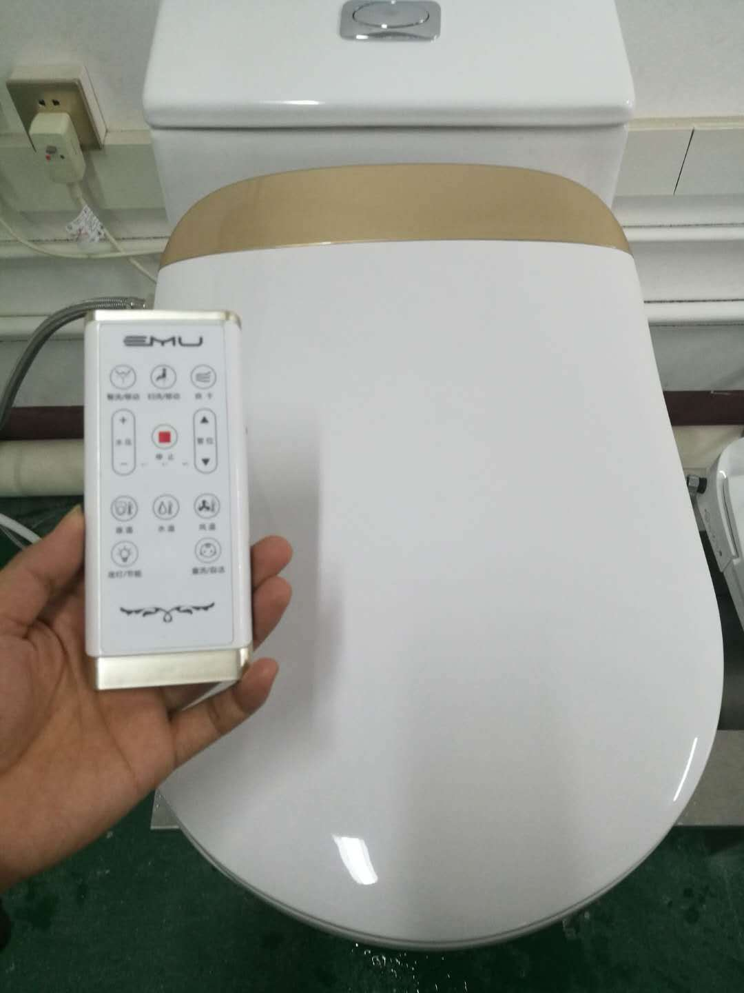 China Xiamen Toto Smart Toilet Photos & Pictures - Made-in-china.com