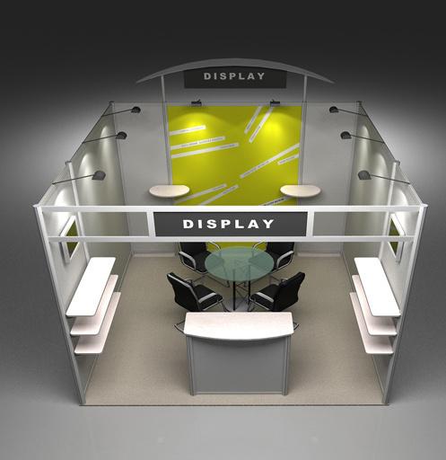 Exhibition Booth Shell Scheme : China custom modular trade show booth shell scheme