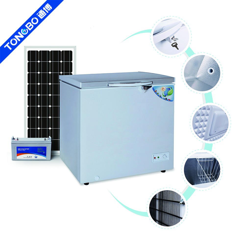 12 Volt Fridge >> China Hot Sale Freezer Refrigerator Solar 12 Volt Fridge Freezer