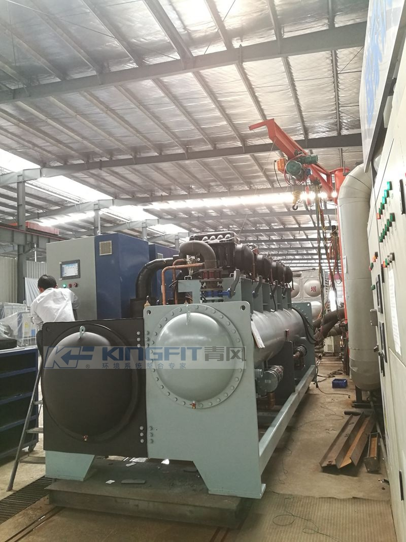 R134A Magnetic Levitation (Maglev) Centrifugal Chiller for Aluminum Profile Anodizing pictures & photos