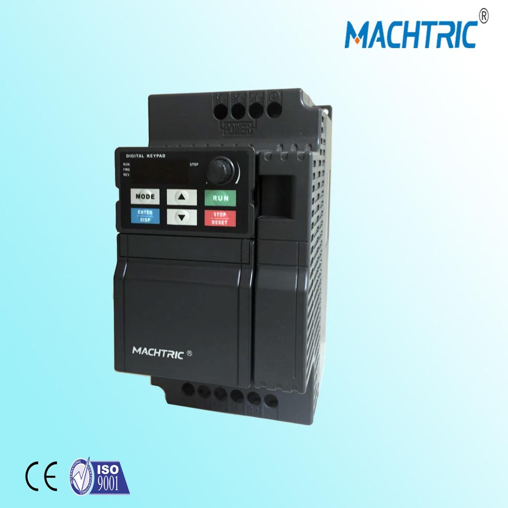 China 2.2kw Frequency Inverter VFD Single-Phase Input Single Phase ...