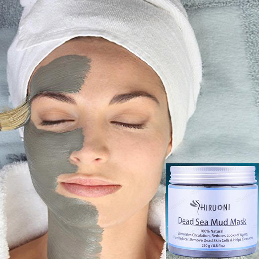 China Dead Sea Mud Mask for Face Acne Oily Skin Blackheads Pore Minimizer Purifying Pores - China Dead Sea Mud Mask, Mask for Face Acne