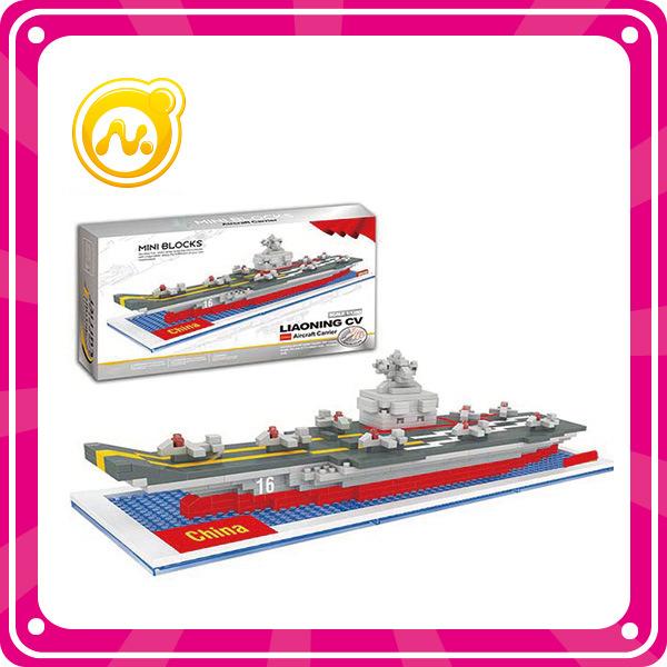 [Hot Item] Popular Model Ship Block Toy Cruise Ship