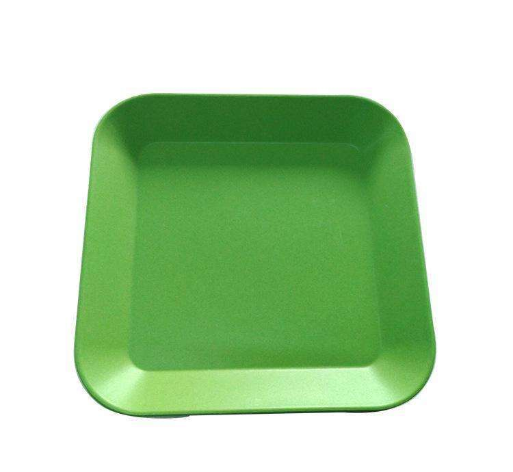 China Promotional Cheap Price Biodegradable Square Plates Bulk Bamboo Fiber Dinner Plates - China Bamboo Fiber Dinner Plates Biodegradable Plates  sc 1 st  Made-in-China.com & China Promotional Cheap Price Biodegradable Square Plates Bulk ...