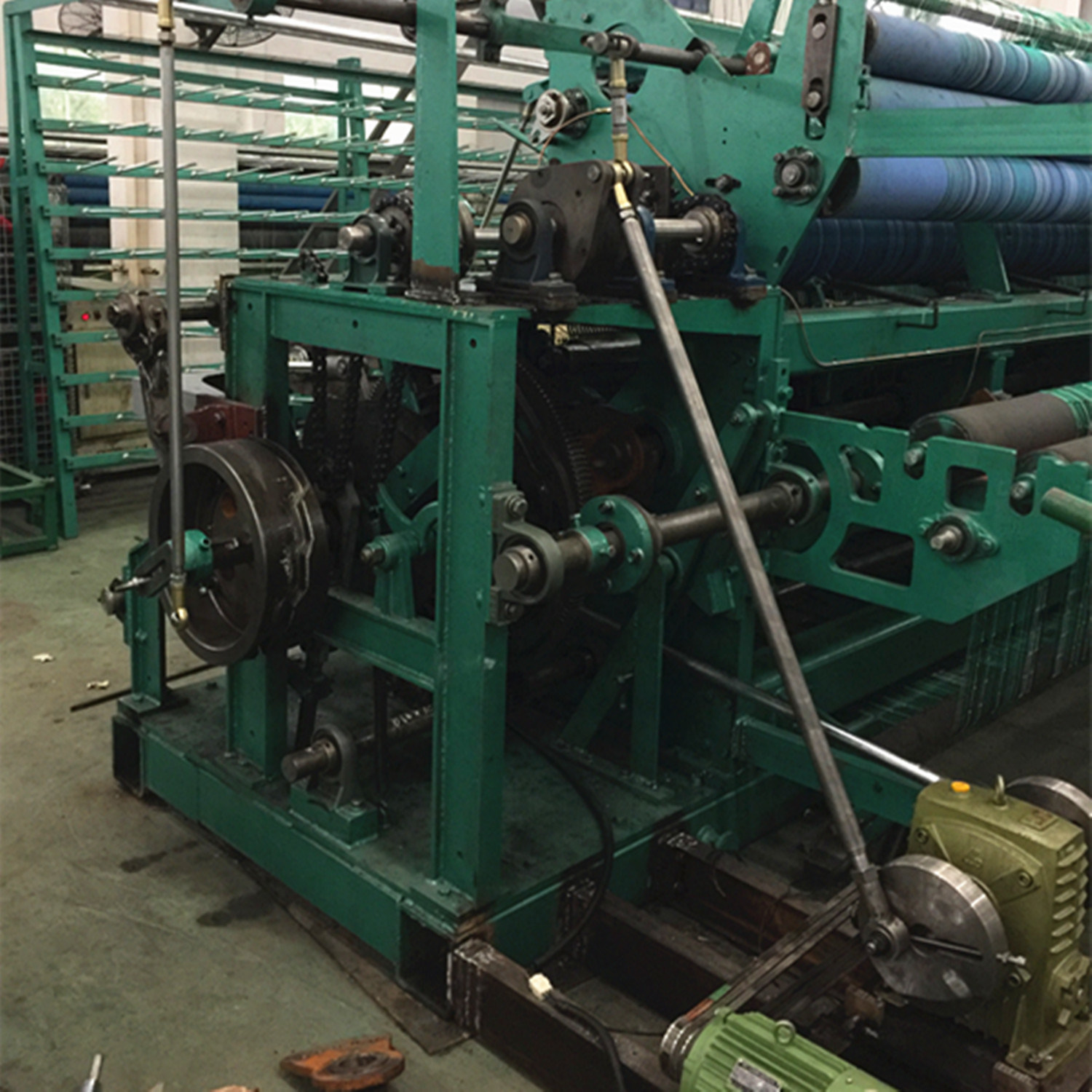 Big Toyo Netting Machine Pitch: 22mm Shuttle: 230 Spool Dia: 270mm (ZRS22-230) pictures & photos