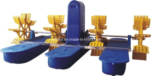 2HP 4 PCS Impellers Paddle Wheel Aerator (3 phase)