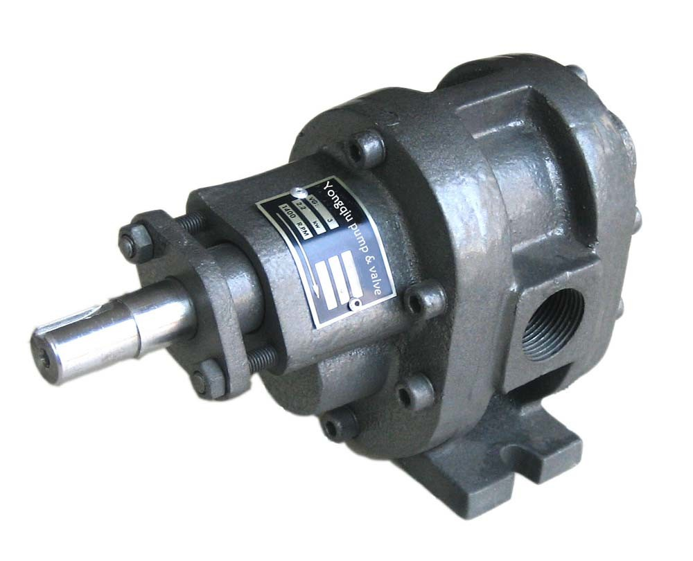 China Oblique Axial Gear Pump For Mideast India China
