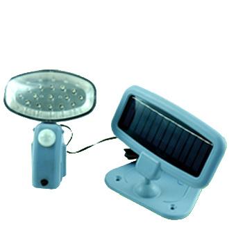 Solar infrared light