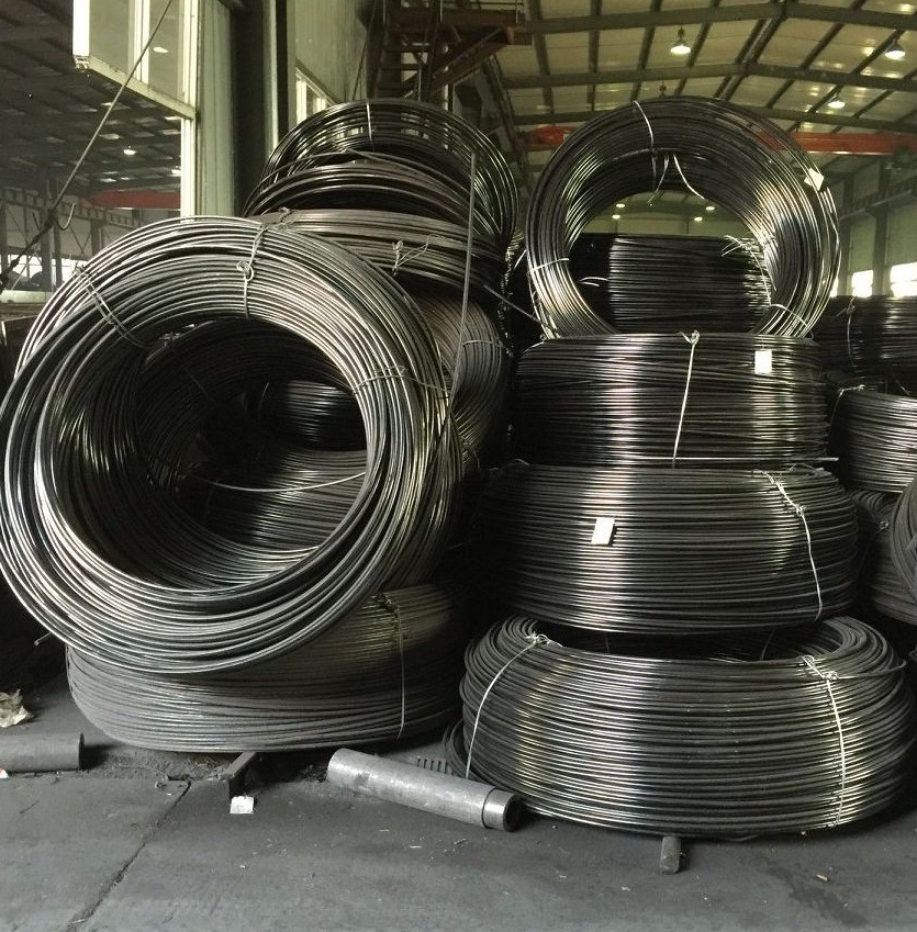 China Low Carbon Steel Q195 Q235 Q345 Mild Steel Wire Prices Photos ...