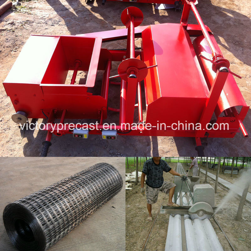 China Precast Concrete Corrugated Roof Tiles Making Machine For Sale China Tile Forming Machine Cement