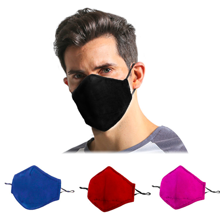 BSCI Windproof Pm 25 City Workout Altitude Cotton Face Mask Muzzle