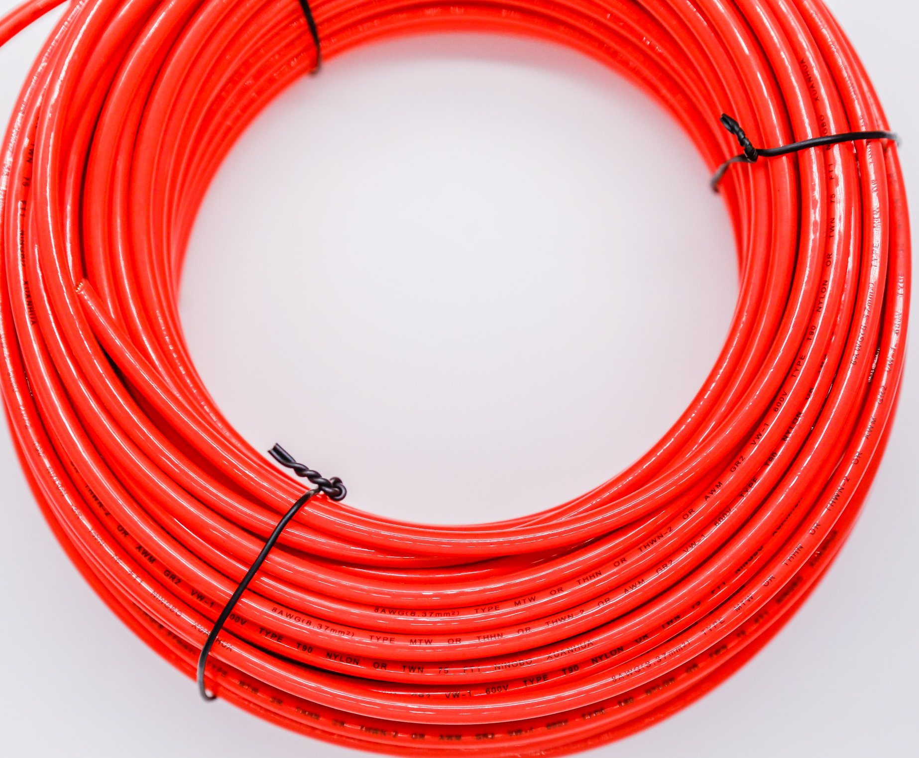 China Thhn Thw Thwn 14AWG 12AWG 10AWG 8AWG Copper Wire - China NEMA ...