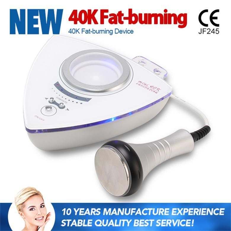 Mini 40K Belly Fat Removal Ultrasound Fat Reduction Slimming Machine pictures & photos