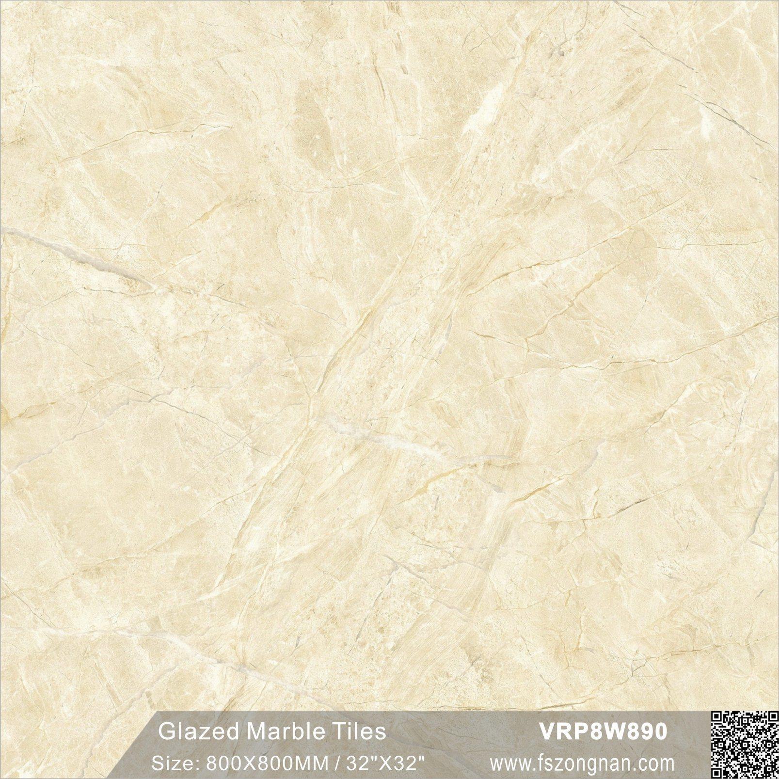 China Marble Polished Porcelain Bathroom Floor Tile (VRP8W890 ...
