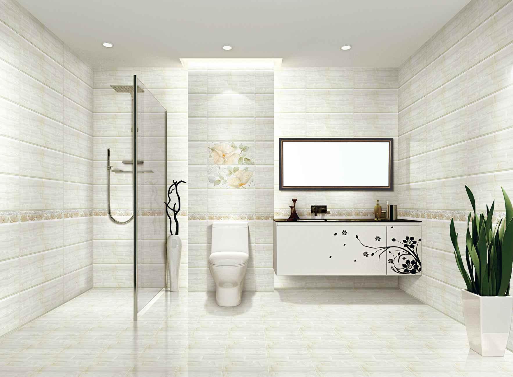 China 2015 New Design Glazed Porcelain Ceramic Wall Tile ...