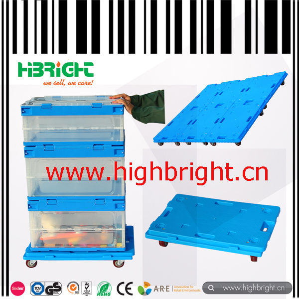 Egg Transportation Plastic Crate Egg Tray Pallet Box pictures & photos