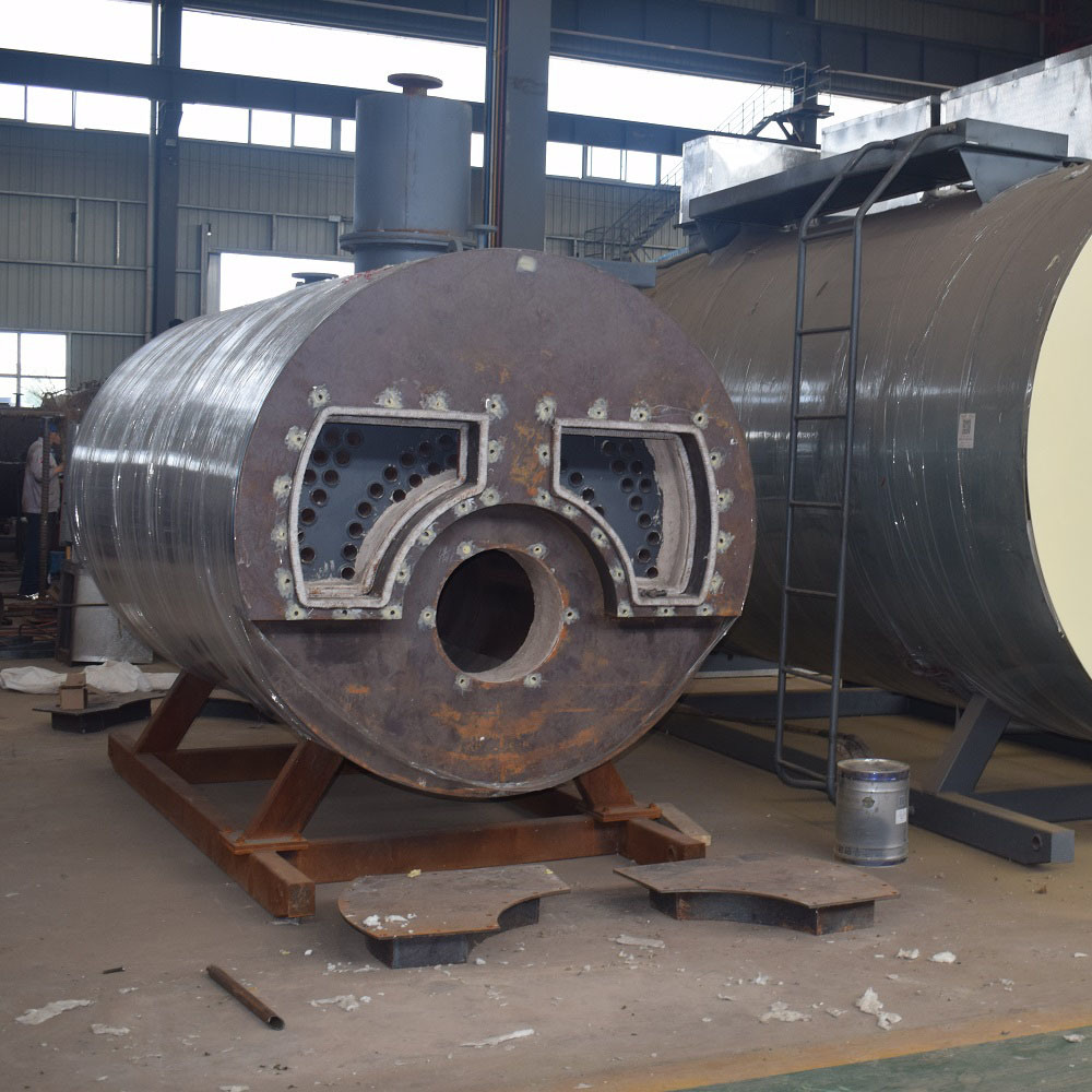 China Condensing Oil-Fired Gas-Fired Steam Hot Water Boiler - China ...