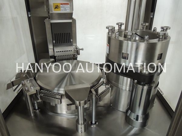 Hebal Nutritional Supplements Automatic Capsule Filling Machine
