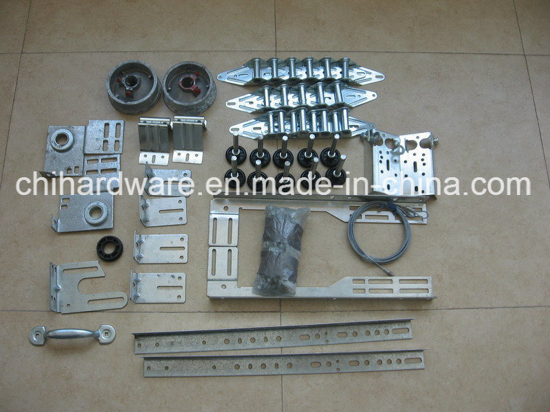 Sectional Garage Door Hardware/Garage Door Hardware Box/Automatic Sectional Door Hardware