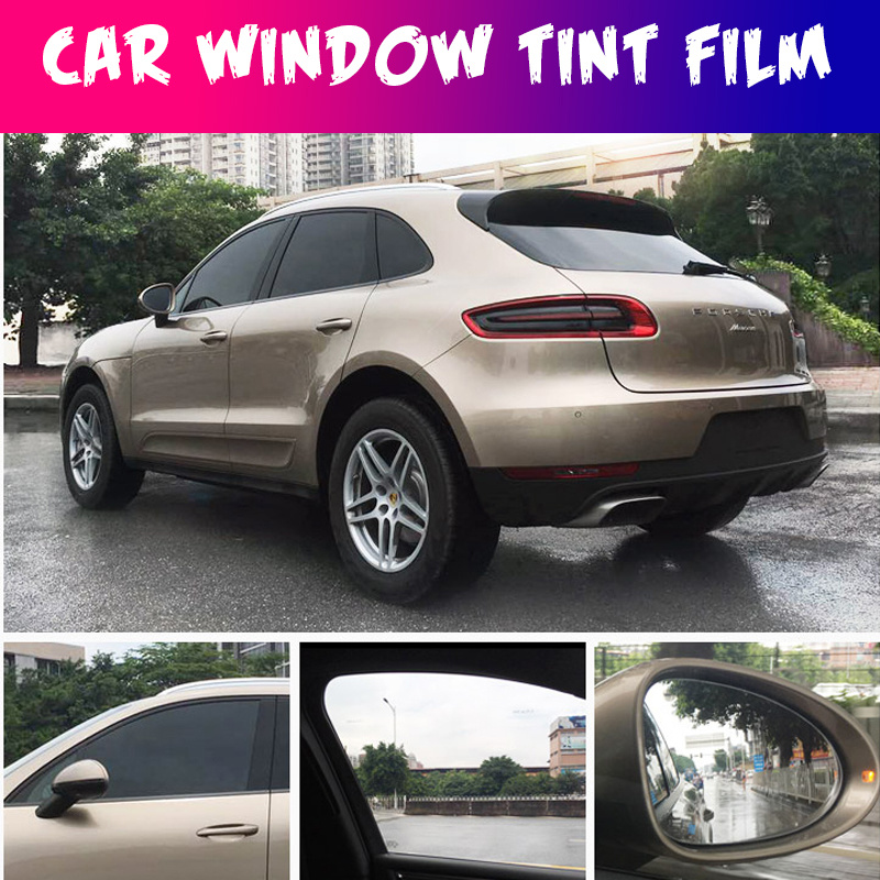 China Tinted Energy Saving Window Tint Mirror