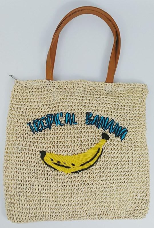 China Factory Wholesale Price Wheat Straw Handbag Bag Lady Summer Beach Bag  - China Straw Handbag 88421058d0b70