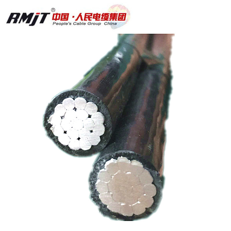 China 0.6/1kv XLPE/ PVC Sheathed Electric Wire Areial Bounded Cable ...