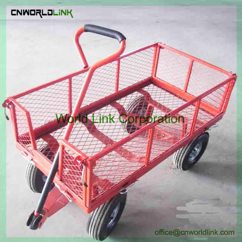 office trolley cart. China Hot Sell Foldable Heavy Duty Garden Trolley Cart Metal Wagon - Wagon, Office