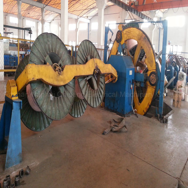 Hot-Selling Electrical Wire Cable Making Machine for Undersea Cable