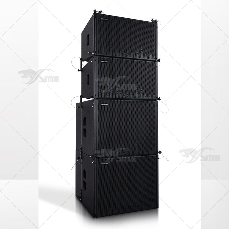 Guangzhou Skytone Vera S18 18′′ New Design Line Array Subwoofer pictures & photos