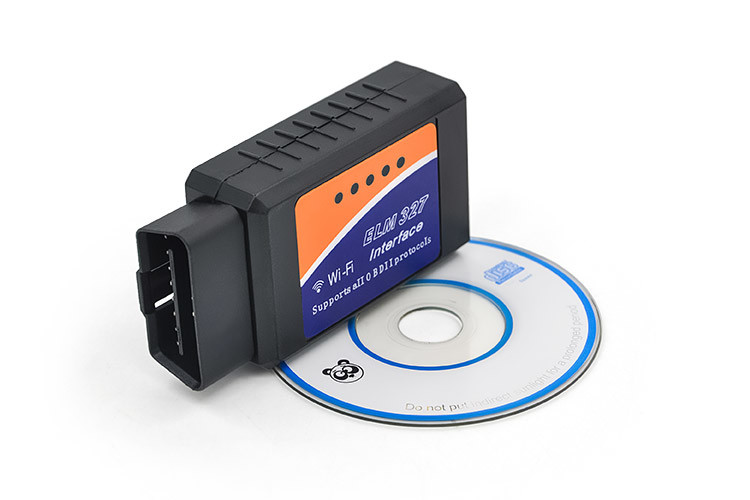 Elm327 WiFi Qutomotive Diagnostic OBD Obdii Car Repair Scanner Tool