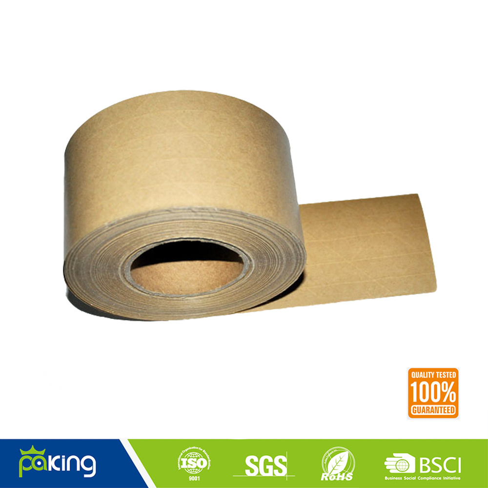 Chinese Supplier Kraft Paper Tape for Box Sealing and Packaging