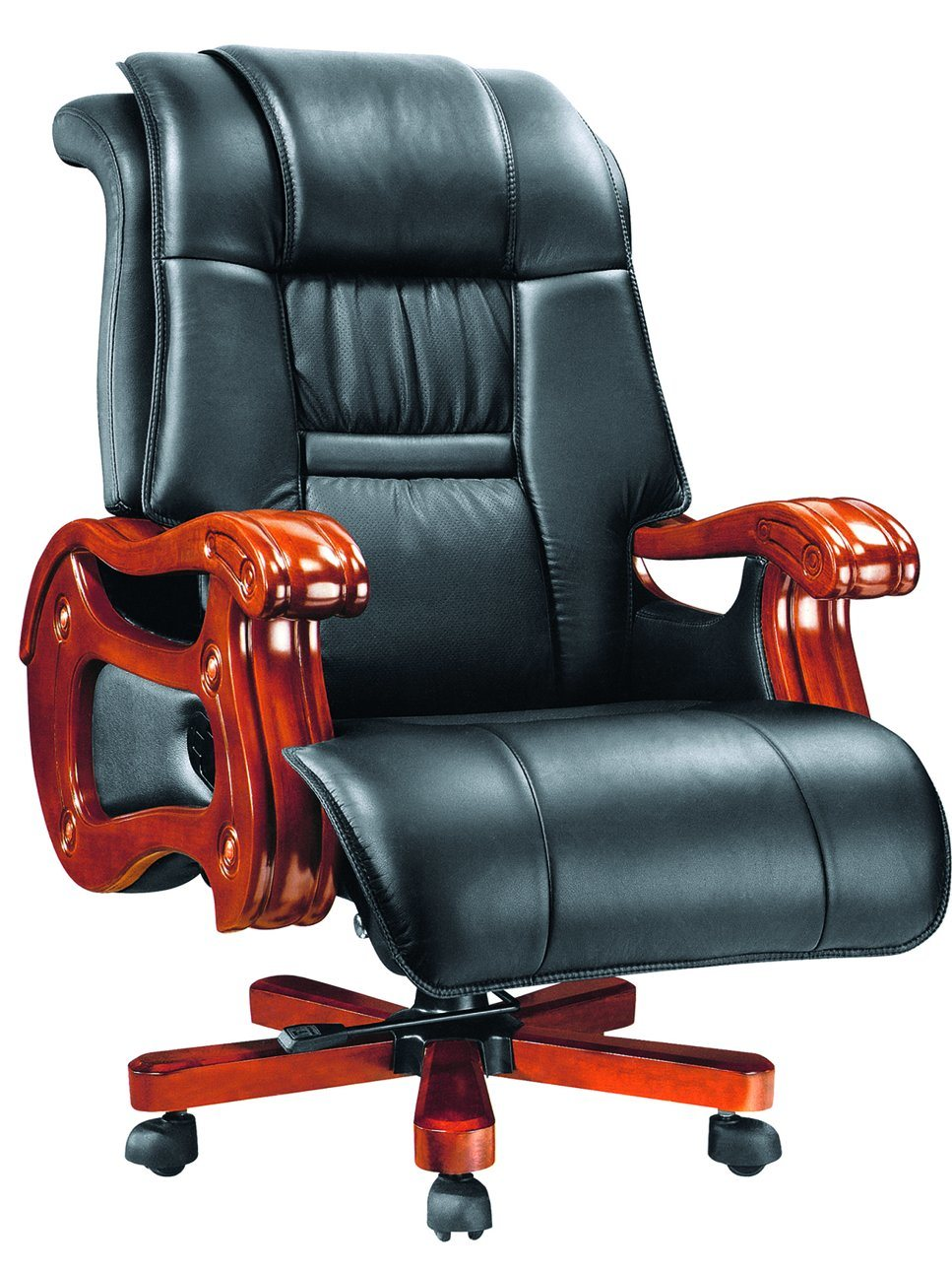 High End Leather Executive Office Chair