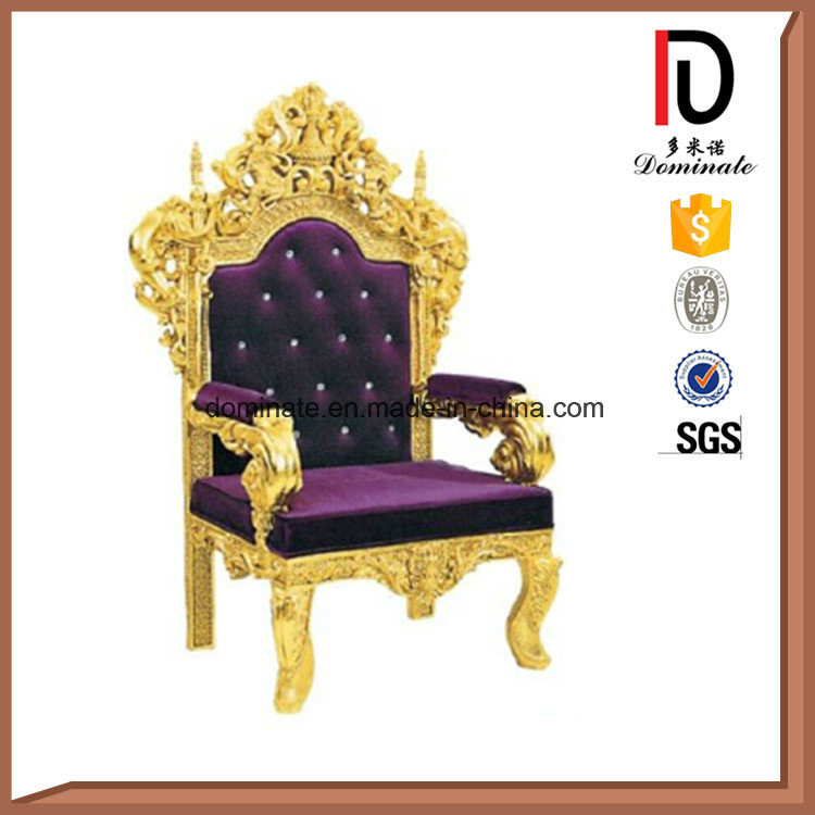 Modern High Back Wing Chair Royal Chair