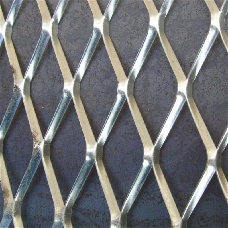 China Expanded Metal Wire Mesh Sheet (aluminum type) - China ...