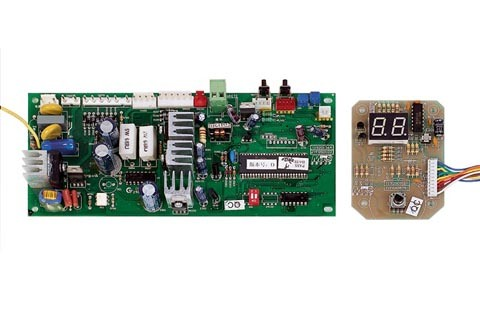China PCBA for Gas-Fired Water Heater Controller (DF-G1